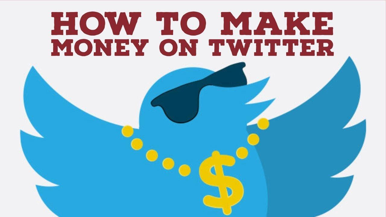 Make Money by Tweeting