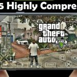 gta 5 for PPSSPP