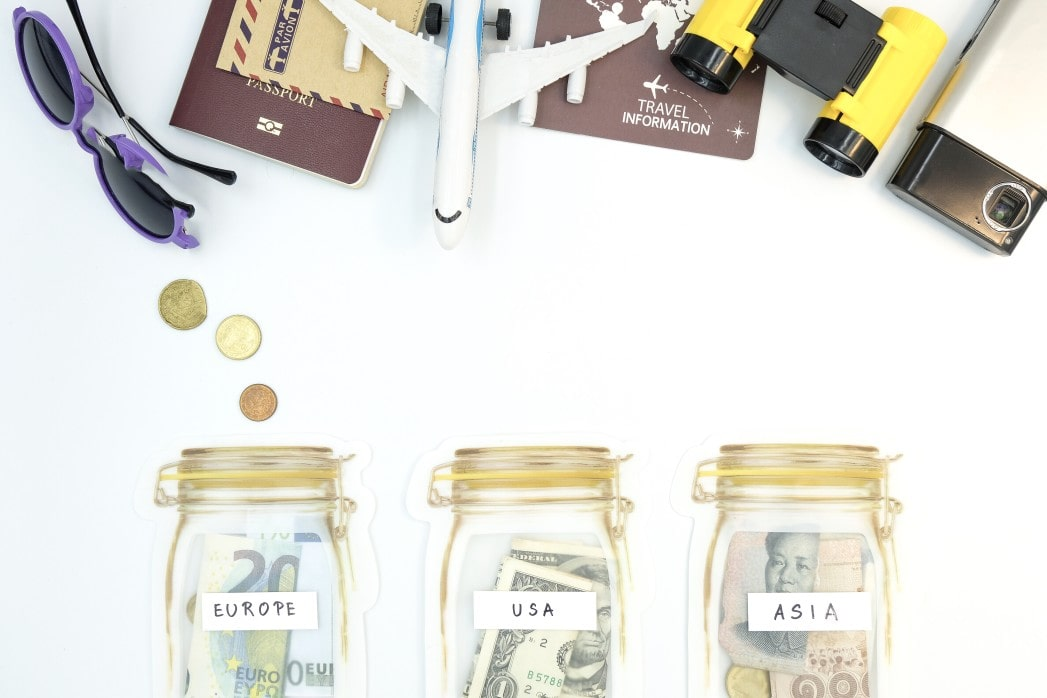 budget for travelling