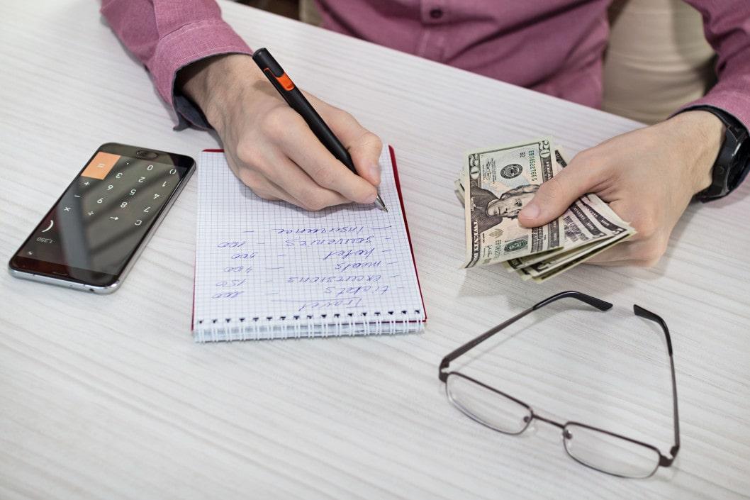 travel budget calculation